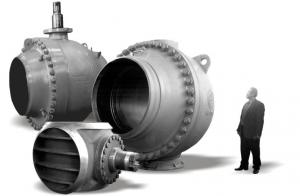 Капитальный ремонт шаровых кранов DN 300 — 1400