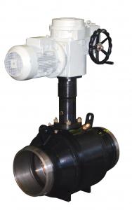 Клапан регулирующий DN 300 PN 10 МПа