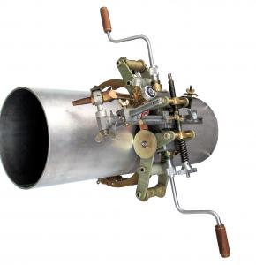 Машина для резки труб DN 400 — 1400 с ручным приводом «Комета»