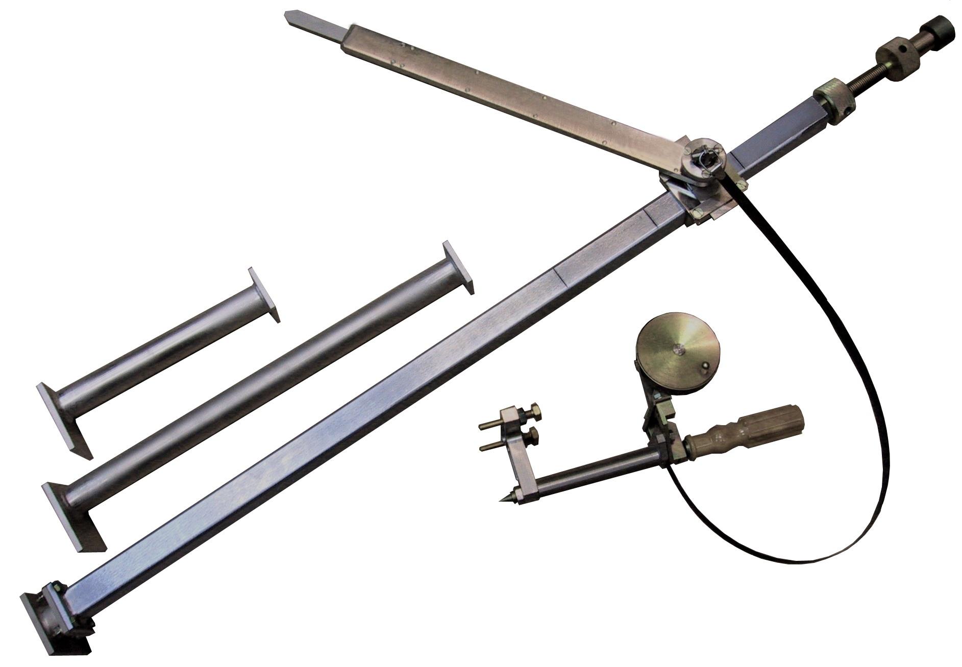 Устройство для разметки линии реза на трубе DN 1020-1420-