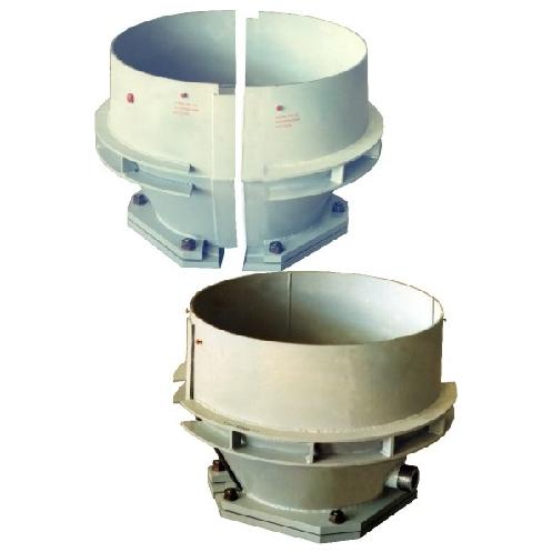 Технология и комплекс технического оснащения для ремонта железобетонных башмаков ЛЭП-500
